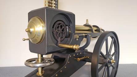 Gatling Gun 6 by dkart71