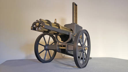 Gatling Gun 4 by dkart71