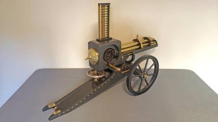 Gatling Gun 3 by dkart71