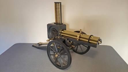 Gatling Gun 2 by dkart71