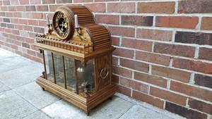 Steampunk Clock 4. 3