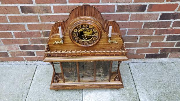 Steampunk Clock 4. 2