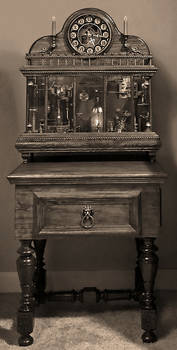 Steampunk Clock 4.9