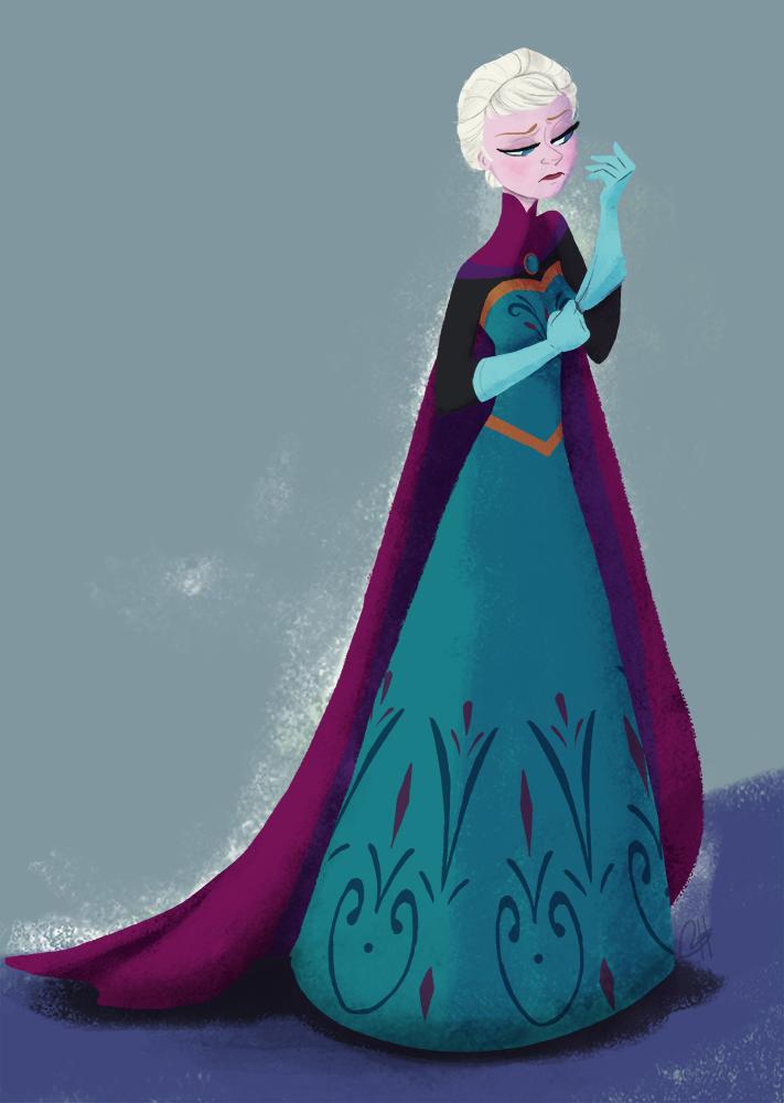 Anna 39 S Coronation Dress Frozen Car Tuning