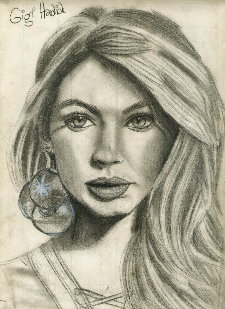 Gigi Hadid by cncheckit