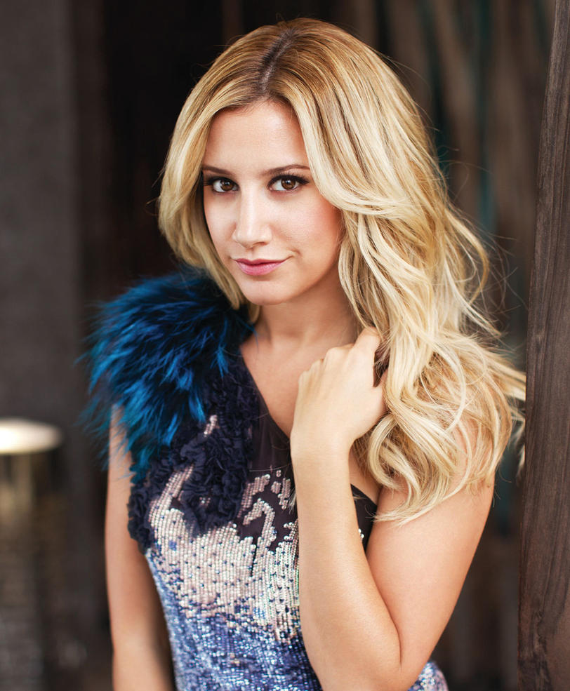 Ashley tisdale by cncheckit