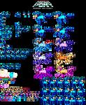 Mega Pony - Megapony Spritesheet