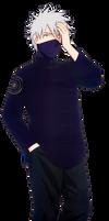Kakashi Hatake Chinese Suit