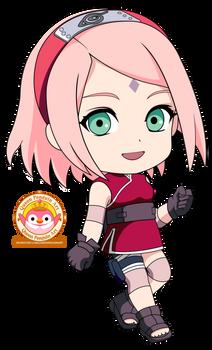 Chibi Sakura Ver. The Last