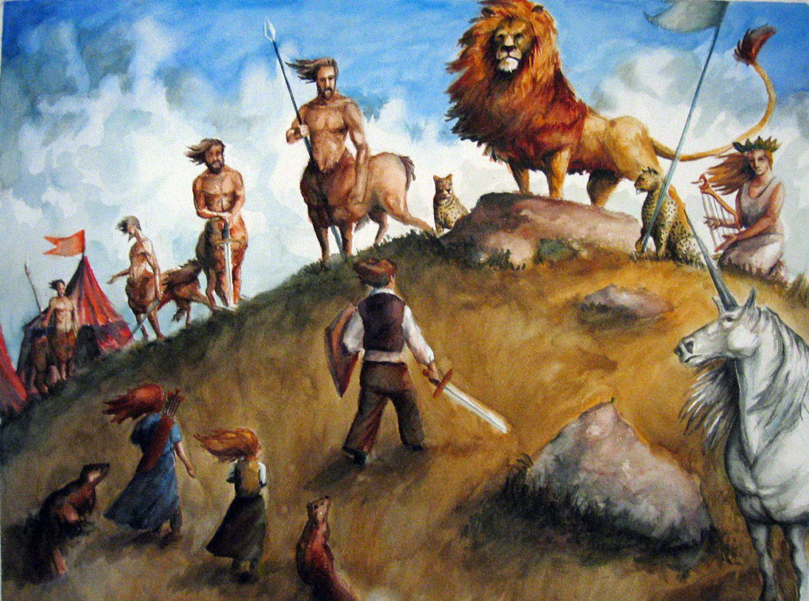 Chronicles of Narnia by TaekwondoNJ
