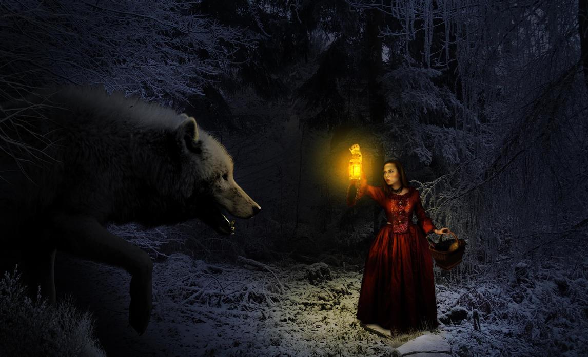 In deep darkness by SarahFuenke