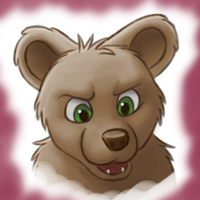 Frustrated Bear (BA#5) by CodeFly