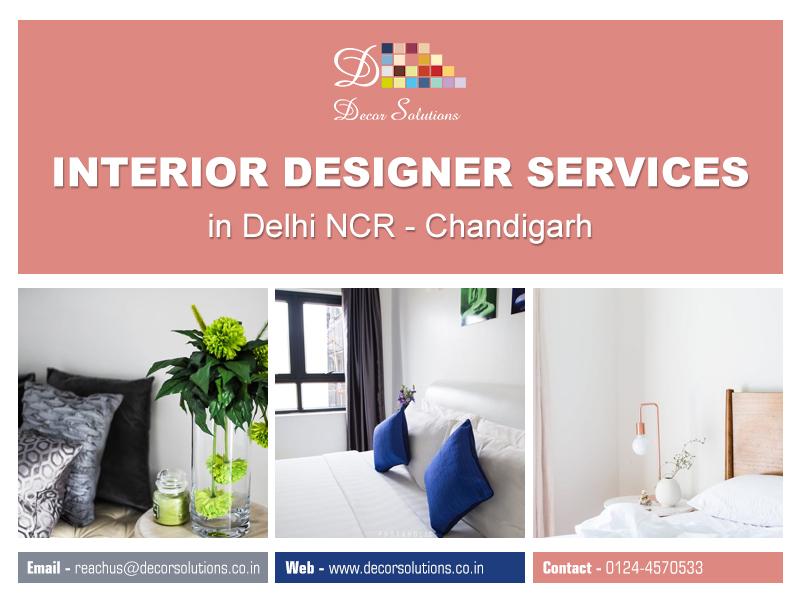Interior Designer Services In Delhi NCR By Decorsolutions ...
