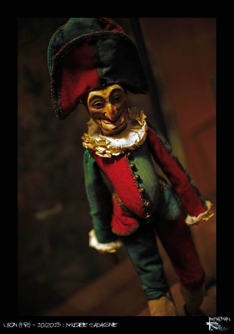 Old Puppet