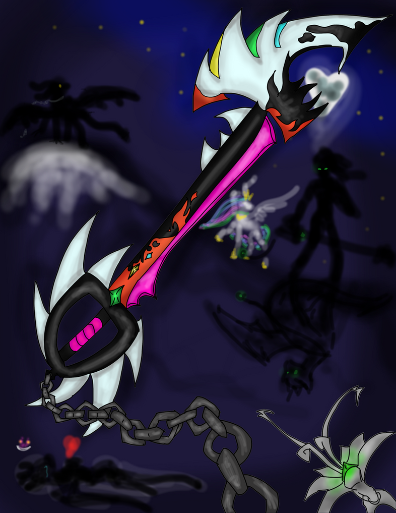 A Heart's Journey[Open, Keyblade Claim] The_legend_of_cynder__light_in_the_dark_cover_by_goldengriffiness-d78u1h9