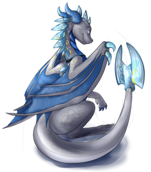 (Com) Stellah by GoldenGriffiness