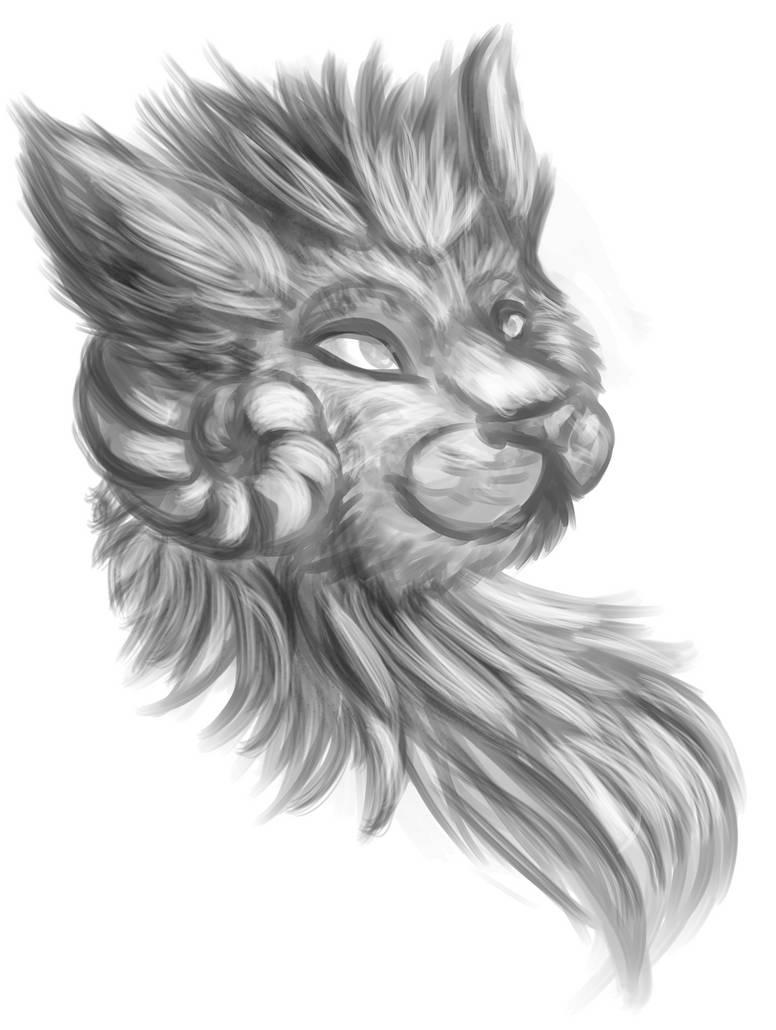 Viri Sketch by GoldenGriffiness