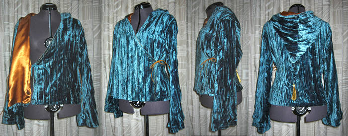 Elfic Velvet Jacket