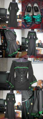 Celtic Festival dress