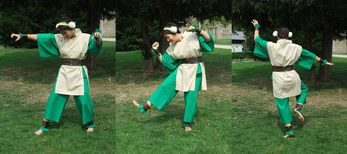 Cosplay - Toph