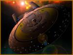I.S.S Enterprise-D Revamped