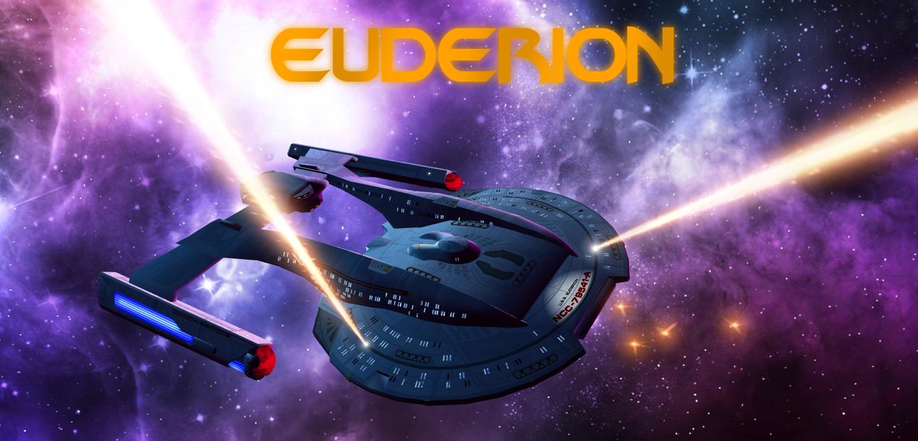 Star Trek: Euderion by DarthAssassin