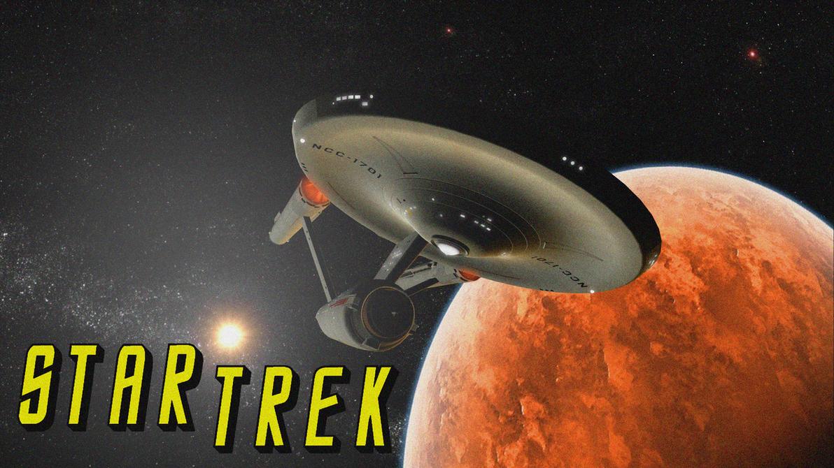 Star Trek at 49 by DarthAssassin