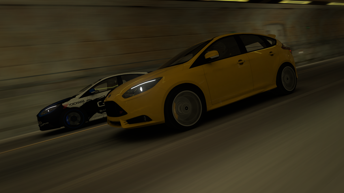 Ford Focus ST 2013 #4 by PR1VACY on DeviantArt