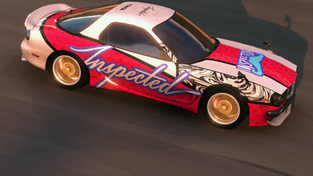 Mazda RX 7-3 Inspected #3 by PR1VACY