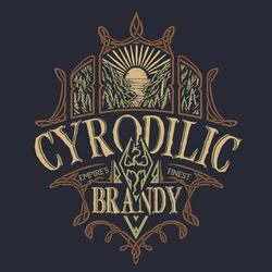 Elder Scrolls Brews #1 Cyrodilic Brandy by PR1VACY