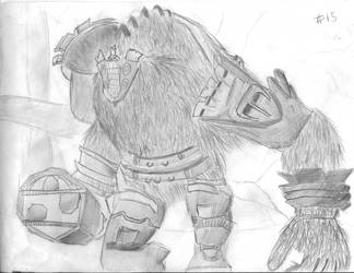 Colossus One by clashero