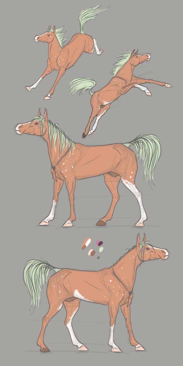 NextGen Full Ref: Apple Spice by BuffyandBramble