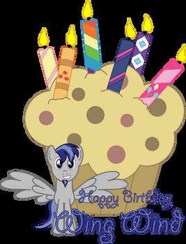 Happy Birthday WingWind