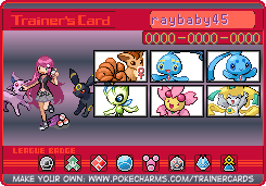 my trainer card by raybaby45