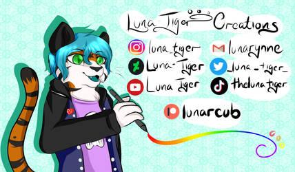 Luna-Tiger Creations by Luna-Tiger