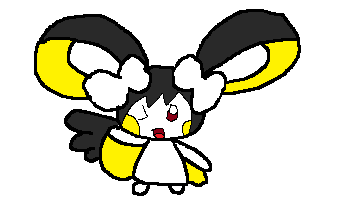 SONO THE EMOLGA by Genesis-the-vaporeon