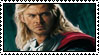 Thor Stamp by PhotonButterfly