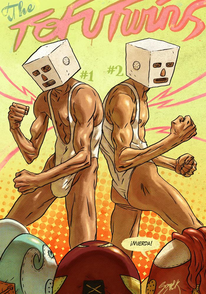 The Tofu Twins