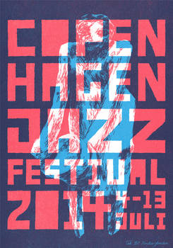 final jazz poster