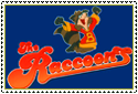 The Raccoons stamp by horrorfiedbertPLZ