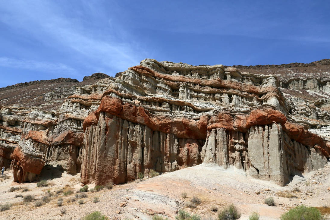 Red Rock Canyon State Park 2 California By Richardely On