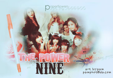 the power of nine by pamphot