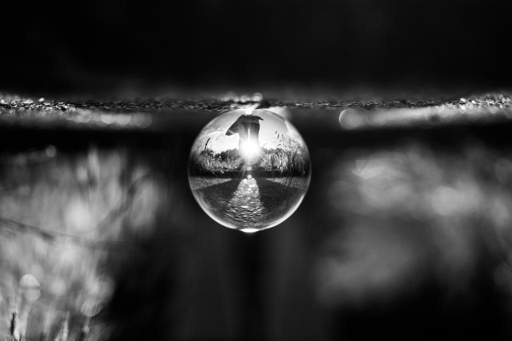 A drop of world (II) by Malgorzata-Skibinska