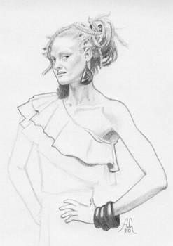Joanna Sketch
