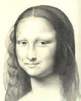The Mona Lisa by the-hurukai