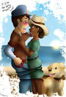 Joe And Jill by Butterfrogmantis