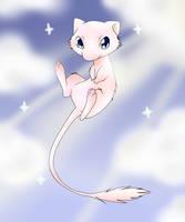 Legendary Pokemon Mew by beegee12