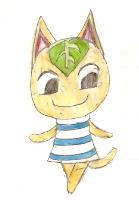Tangy- Animal Crossing