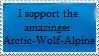 I support Alpine by Wolf-Goddess13