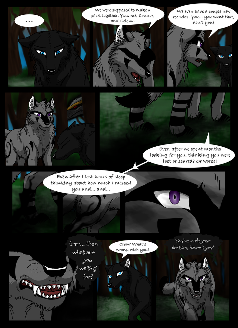 Cynanthropy page 139 by Wolf-Goddess13